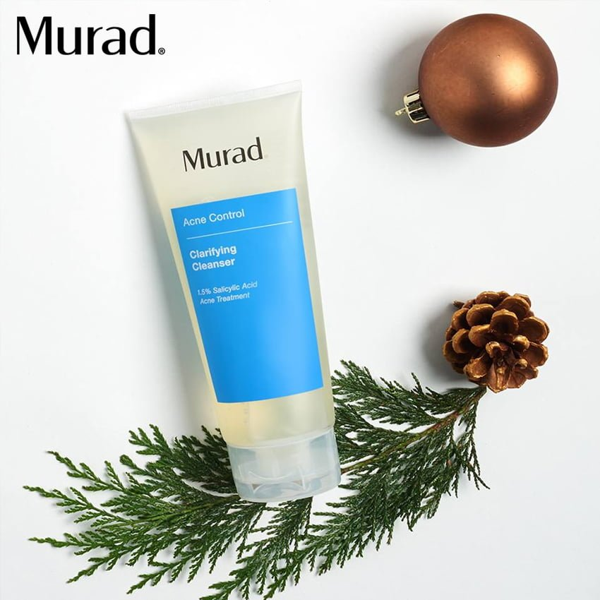 Công dụng Gel Rửa Mặt Và Ngăn Ngừa Mụn Murad