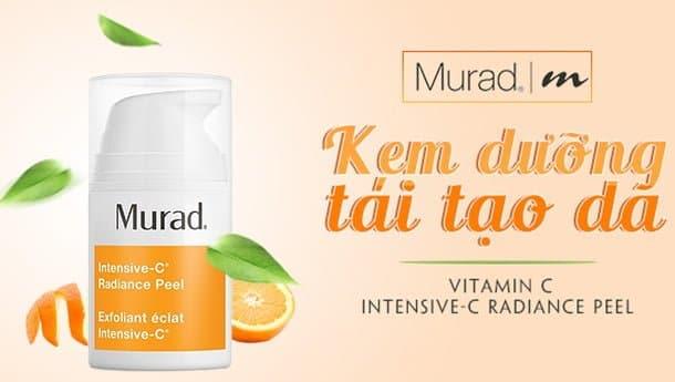 Công dụng Tinh Chất Vitamin C