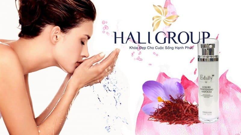 haligroup-su-dung-tinh-chat-duong-trang-da-nhuy-hoa-nghe-tay