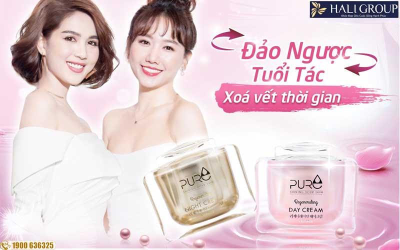 kem Pure Hàn Quốc