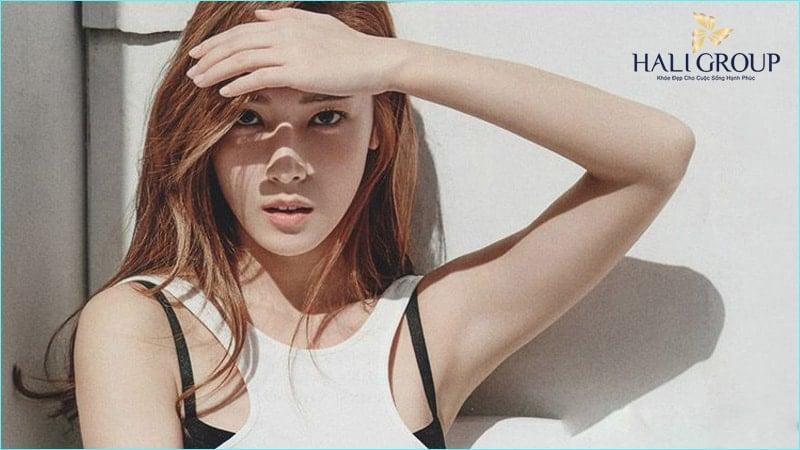 tác hại của ánh nắng tia uv đến làn da
