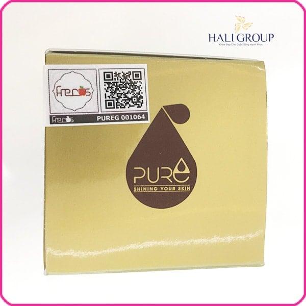 gel rửa mặt pure 2