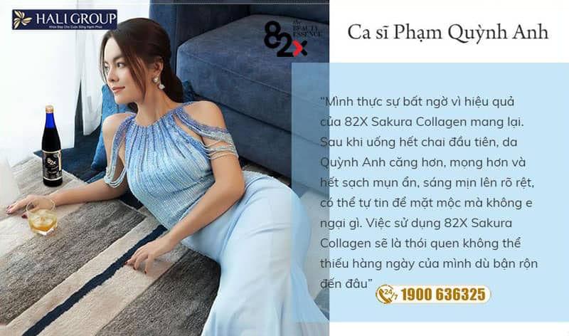 review collagen 82x từ những khách hàng đã sử dụng