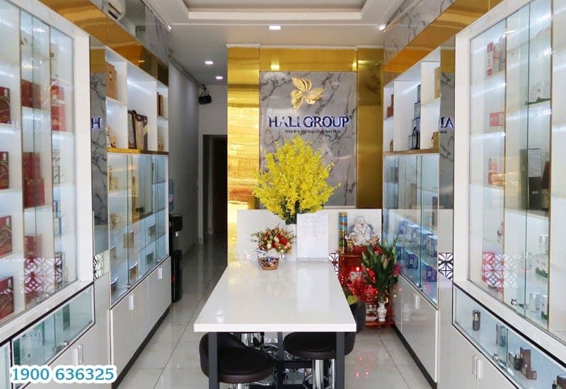 showroom haligroup new 14 03