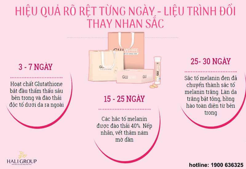 Review về GLUWhite