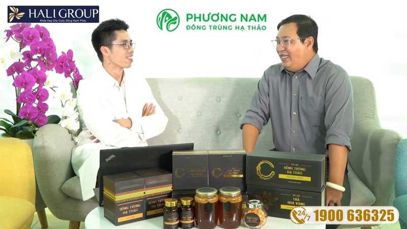 Công Ty TNHH TM SX Thực Phẩm PHƯƠNG NAM
