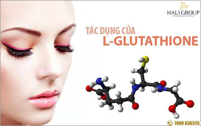 công dụng glutathione