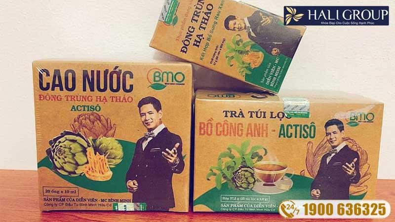 Cách Kiểm Tra Chính Hãng Bộ Sản Phẩm Đông Trùng Hạ Thảo Bình Minh Organic