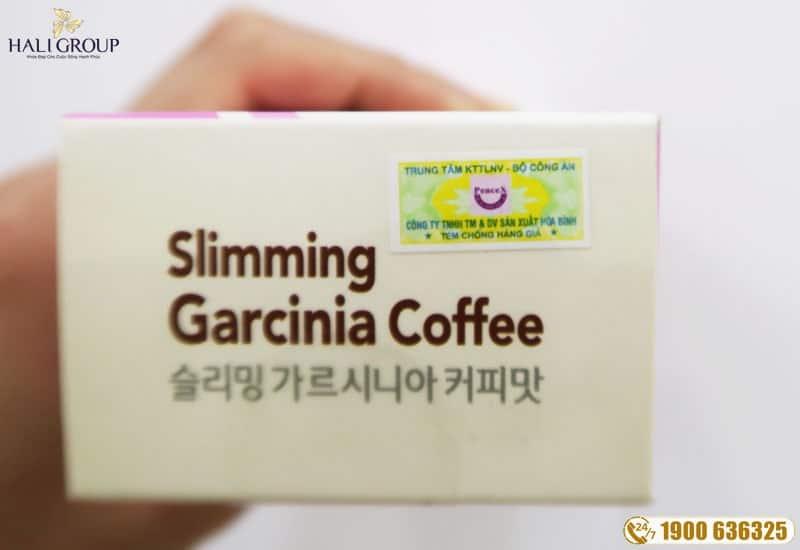 cách kiểm tra cà phê giảm cân edally hàn quốc chính hãng cực kì đơn giản