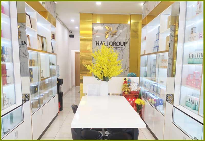 Showroom Haligroup