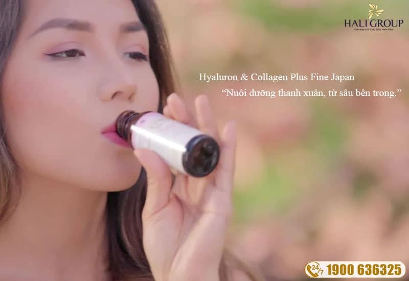 Cách sử dụng Hyaluron collagen Plus mang lại hiệu quả tốt nhất
