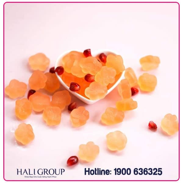 gummy collagen sakura bloom anti aging collagen gummies nhật bản