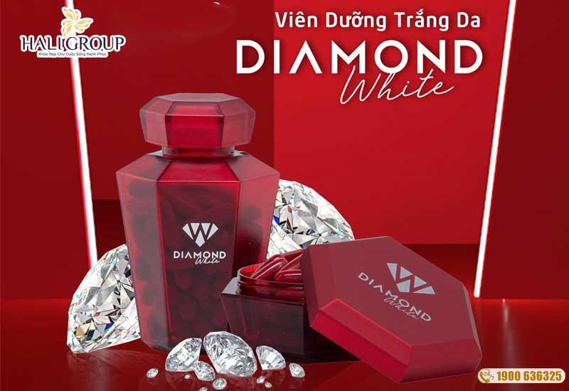 viên uống trắng da Beauty Diamond White