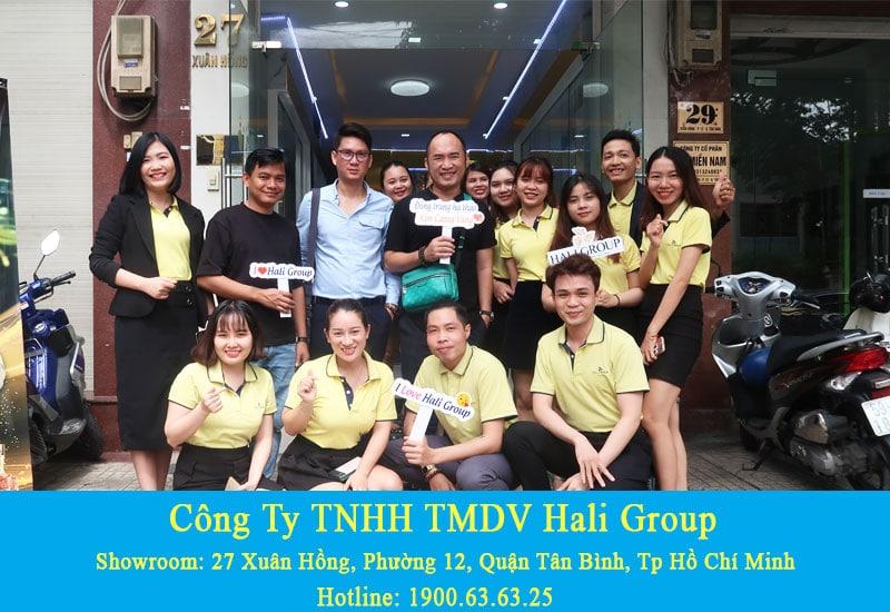 Hali Group nhà phân phối sản phẩm làm đẹp và sức khỏe hàng đầu