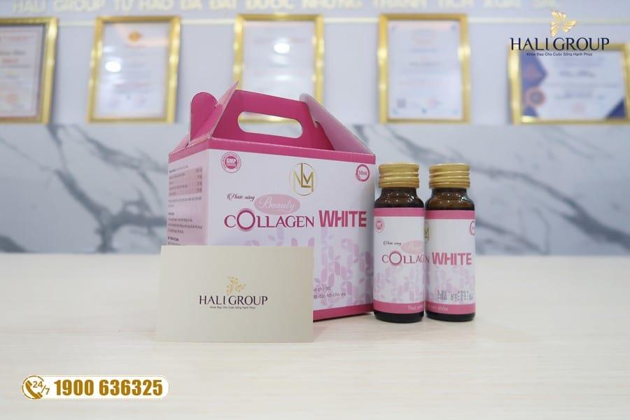 Nước Uống Beauty Collagen White Nature Pharma