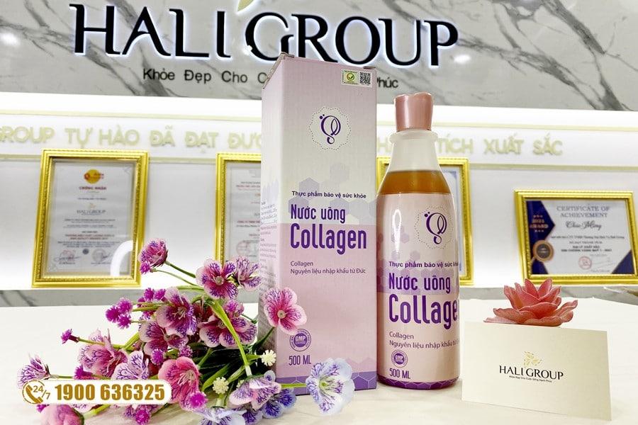 Nước Uống Collagen Schon Thảo Mộc